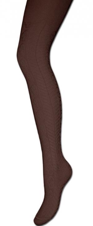 Колготки Perfezione. Цвет: коричневый