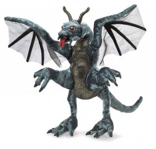 Мягкая игрушка  Дракон 51 см Folkmanis