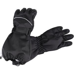 Перчатки  tec Lassie. Цвет: черный