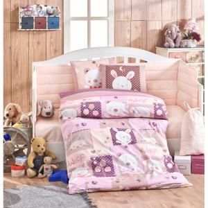 Постельное белье  Snoopy 100х150 (5 предметов) Hobby Home Collection