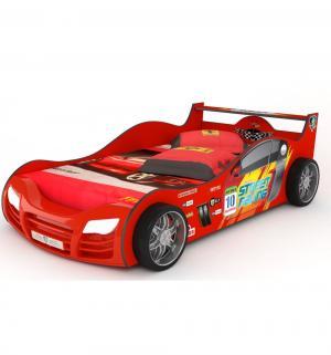 Кровать  R800, цвет: красный Grifon Style
