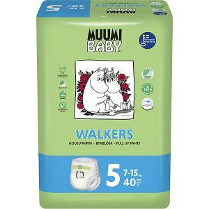 Подгузники-трусики  Maxi Plus 10-15 кг, 38 штук Muumi