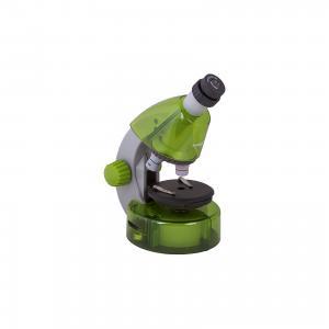Микроскоп  LabZZ M101 Lime\Лайм Levenhuk