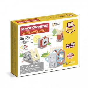 Конструктор  Магнитный Jumble Set (60 элементов) Magformers