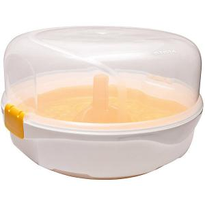 Стерилизатор бутылочек для СВЧ печи Maman LS-B701. Цвет: weiß/beige