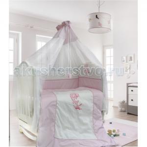 Комплект в кроватку  Дельфинчик (7 предметов) Bombus