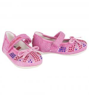 Туфли , цвет: розовый Сказка