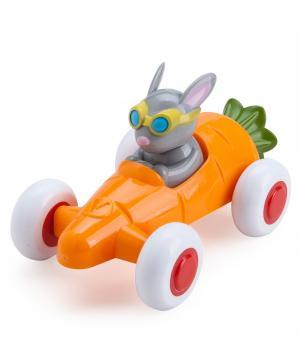 Машинка-морковка с Зайчиком Vikingtoys