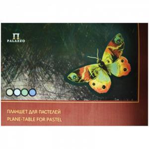 Планшет для пастели Бабочка А3 4 цвета 20 листов Палаццо