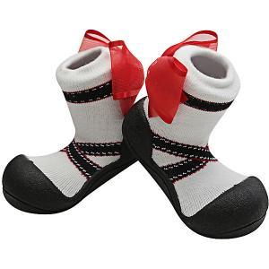 Тапочки  Ballet Attipas. Цвет: черный/белый
