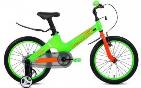 Велосипед двухколесный  Cosmo 18 2021 Forward