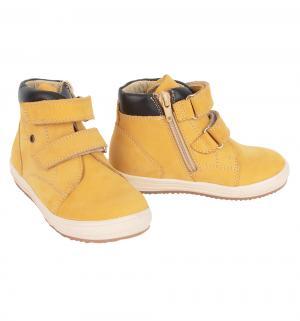 Ботинки , цвет: желтый El Tempo