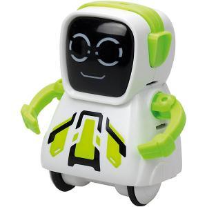 Интерактивный робот  Yсoo Покибот, жёлтый квадратный Silverlit