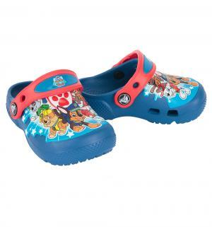 Сабо  FunLab Paw Patrol Clogs PS B BlJ, цвет: синий Crocs