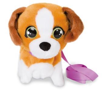 Интерактивная игрушка  Club Petz Щенок Mini Walkiez Beagle IMC toys