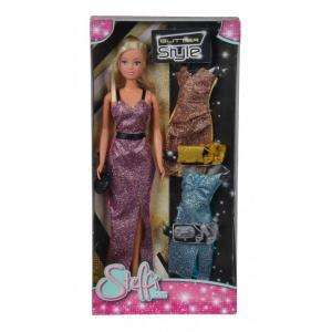 Кукла сверкающий стиль Steffi