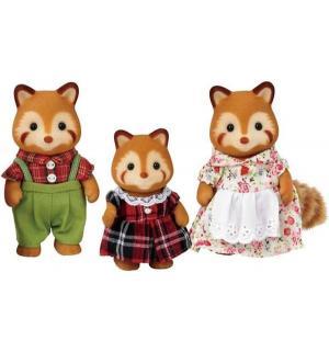 Игровой набор  Семья красных панд Sylvanian Families