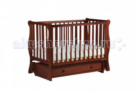 Детская кроватка  БИ 40 Кубаночка-4 маятник универсальный Кубаньлесстрой