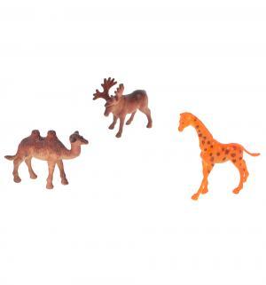 Диалоги о животных 12 шт 5 см Играем Вместе