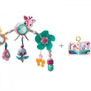 Подвесная игрушка  Дуга-трансформер Принцесса + книжка Tiny Love