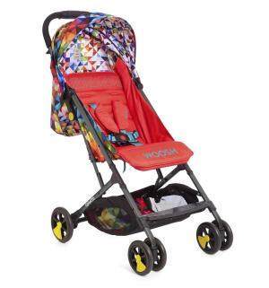 Прогулочная коляска  Woosh BB, цвет: spectroluxe Cosatto