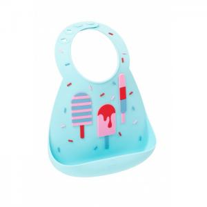 Нагрудник  Baby Bib Lollipop Make my day