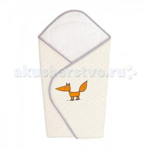 Одеяло-конверт Fox (вышивка) Ceba Baby