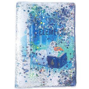 Блокнот Centrum Холодное сердце, А5. Цвет: синий