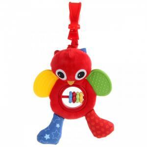 Подвесная игрушка  Гремелка с вибрацией Совенок Ути Пути