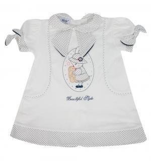 Платье  Navigator, цвет: белый Sofija