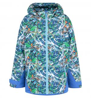 Куртка , цвет: синий Ursindo