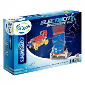 Электрическая энергия 2.0 (110 деталей) Gigo