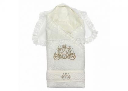 Конверт-одеяло на выписку Сказка (весна) Топотушки