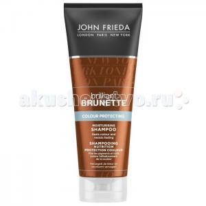 Brilliant Brunette Шампунь для придания насыщенного оттенка темных волос Visibly Deeper 250 мл John Frieda