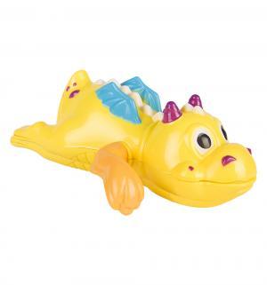 Игрушка для ванной  Желтый дракан Игруша