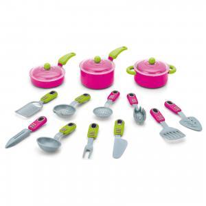 Игровой набор Моя кухня, 16 предметов, Keenway