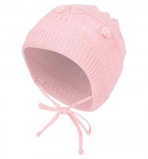 Шапка , цвет: розовый Чудо-кроха