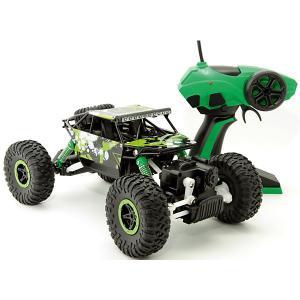 Радиоуправляемая машина  Внедорожник Crawler 1:18, зелёный Balbi