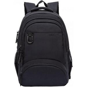 Рюкзак , чёрный Grizzly. Цвет: черный