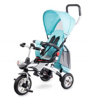 Детский трехколесный велосипед  Tim plus, цвет: Blue Lionelo