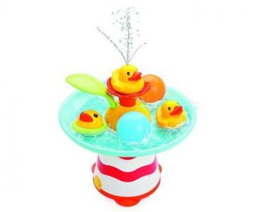 Развивающая игрушка для купания Фонтан Жирафики