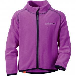 Куртка флисовая Monte для девочки DIDRIKSONS. Цвет: фиолетовый