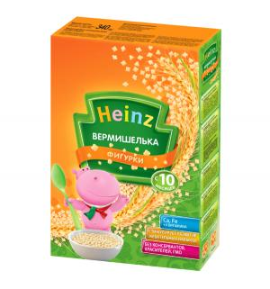Вермишелька  Фигурки, 340 г, 1 шт Heinz