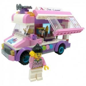 Машина мороженщицы (212 деталей) Enlighten Brick