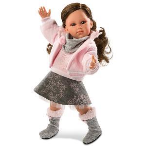 Кукла  Хелена, 42 см Llorens. Цвет: разноцветный