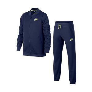 Спортивный костюм NIKE. Цвет: синий