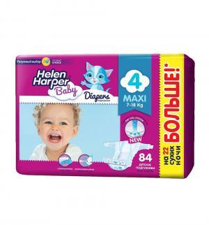 Подгузники  Baby Maxi (7-14 кг) 84 шт. Helen Harper