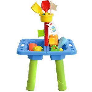 Игровой набор для пляжа , 17 предметов Devik Toys