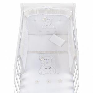 Комплект в кроватку  Vanity (4 предмета) Picci