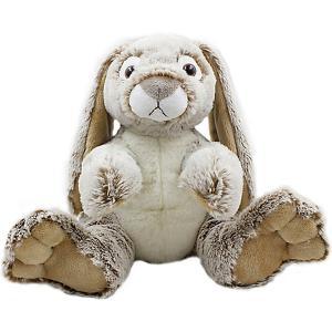 Мягкая игрушка Molli Заяц, 30 см Molly. Цвет: бежевый